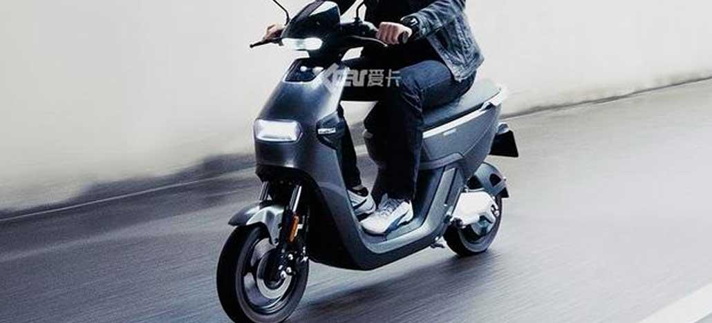 Xiaomi izdiham toplama elektrik motosiklini işə salır
