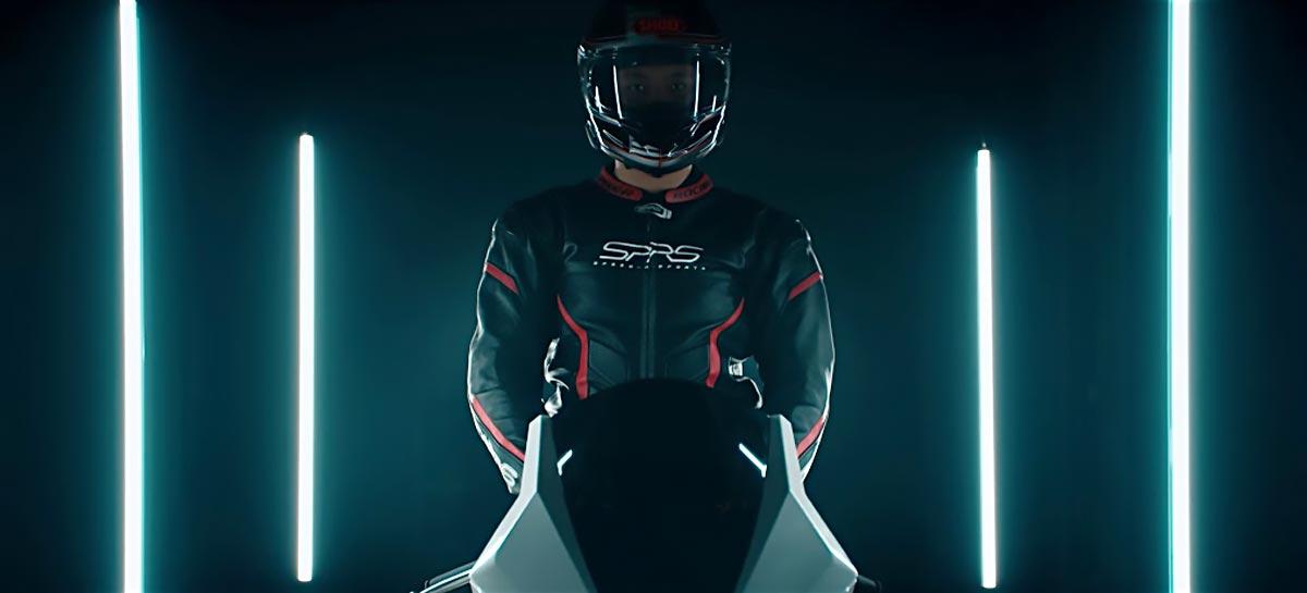 Nova moto elétrica da Xiaomi atinge 100km/h em 4 segundos