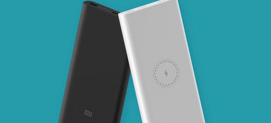 Xiaomi anuncia novo power bank mais leve, fino e barato de 10.000 mAh