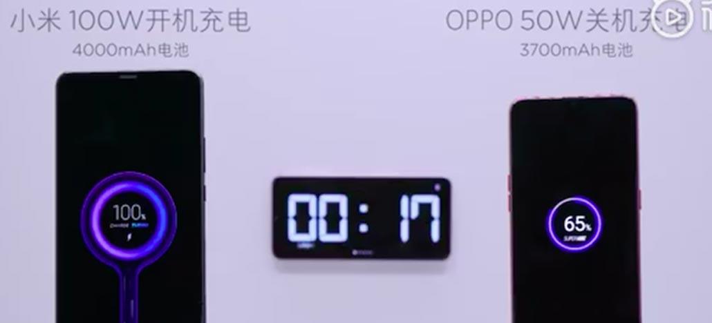 Super Charge Turbo de 100W da Xiaomi chega aos smartphones em 2020
