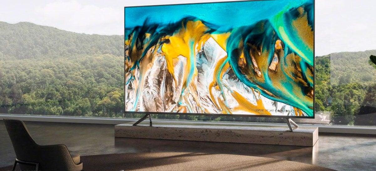 Xiaomi anuncia Mi TV Master Extreme Edition de 82 polegadas com opções 4K e 8K