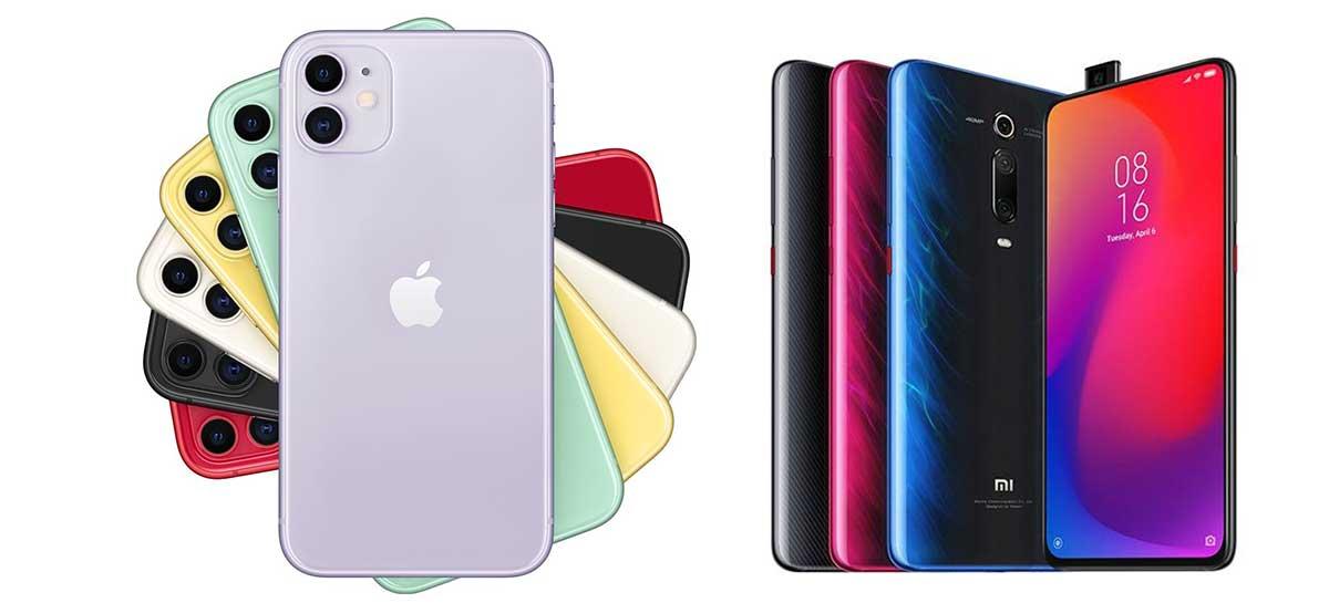 Apple e Xiaomi lideram lista dos celulares mais vendidos no 1º semestre de 2020