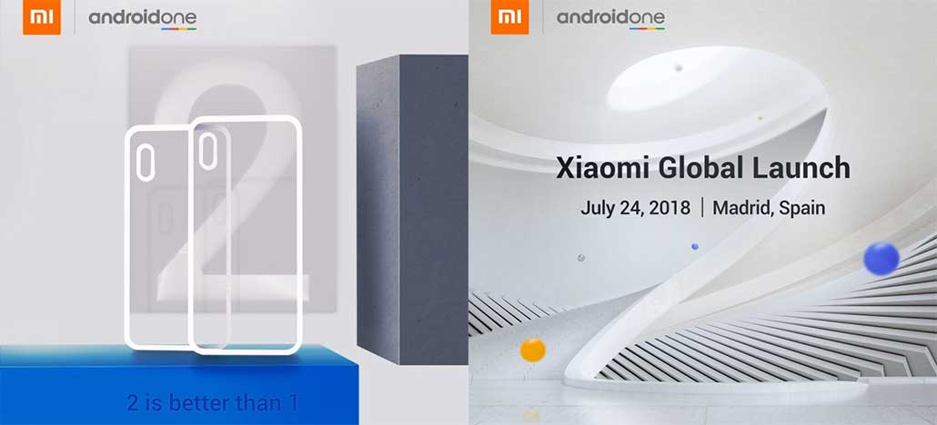 Xiaomi confirma que Mi A2 Lite será lançado dia 24 de julho
