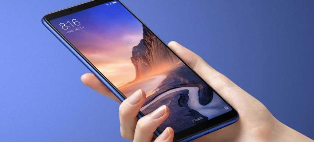 Xiaomi Mi Max 3 não terá versão com Snapdragon 710