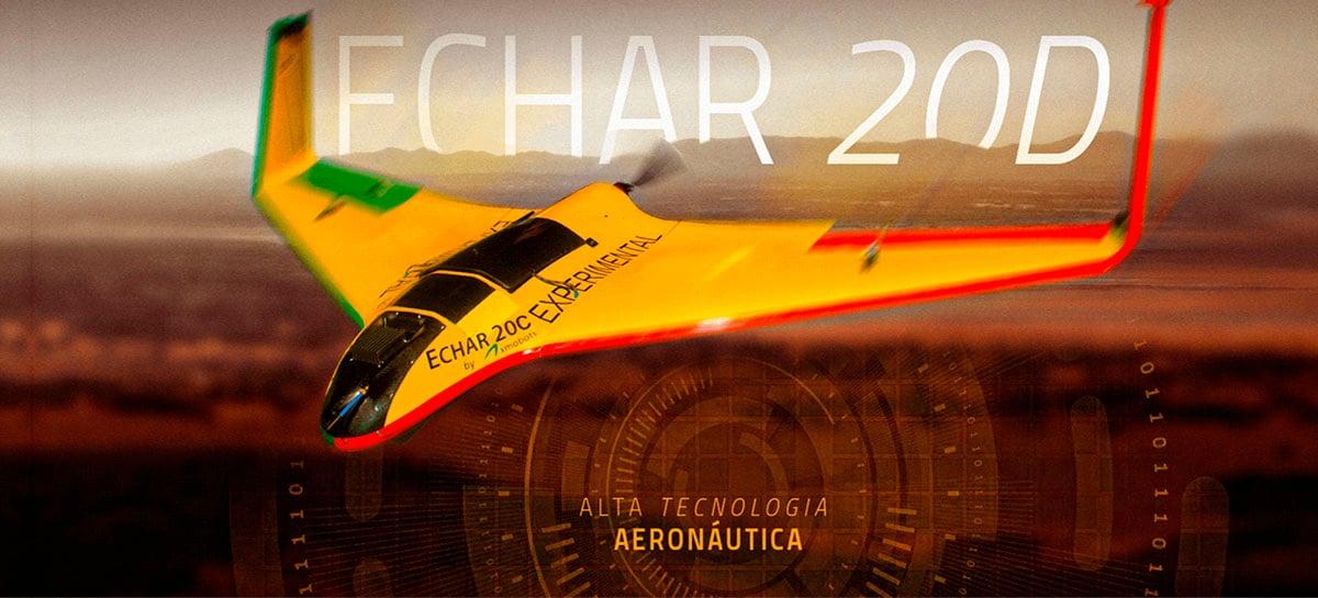 Drone de empresa brasileira voa por até 30Km e recebe autorização da ANAC