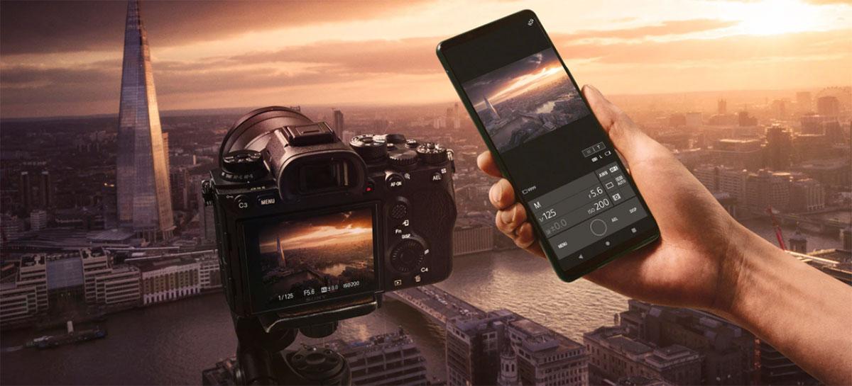 Sony anuncia Xperia 1 III e 5 III com câmeras de zoom variável e tela de 120 Hz
