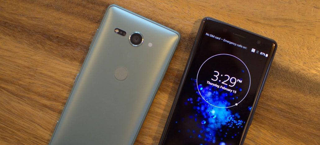 Sony revela data de lançamento do Android 9.0 Pie nos smartphones da linha Xperia XZ1 e XA2