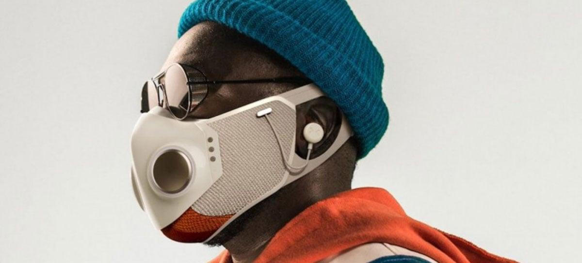 will.i.am lança Xupermask, máscara contra COVID-19 com Bluetooth e LEDs