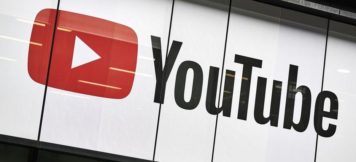 YouTube continua a restringir vídeos sobre o Covid-19