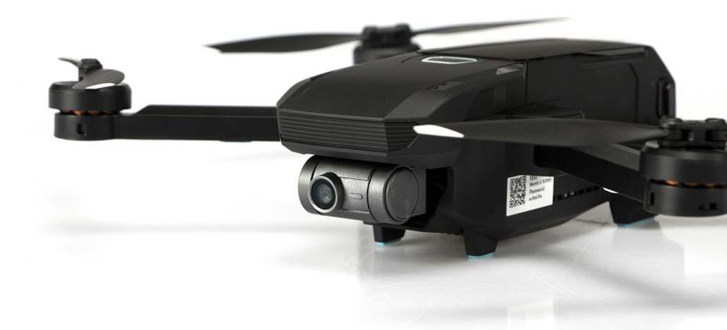 Yuneec apresenta drone dobrável Mantis G para competir com DJI Mavic Air