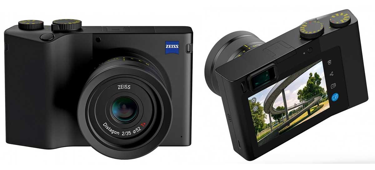 Câmera full-frame Zeiss ZX1 com Android chega dia 29 de outubro por US$ 6 mil