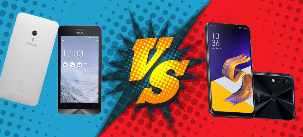 Zenfone 5 vs Zenfone 5: qual o melhor Zenfone 5