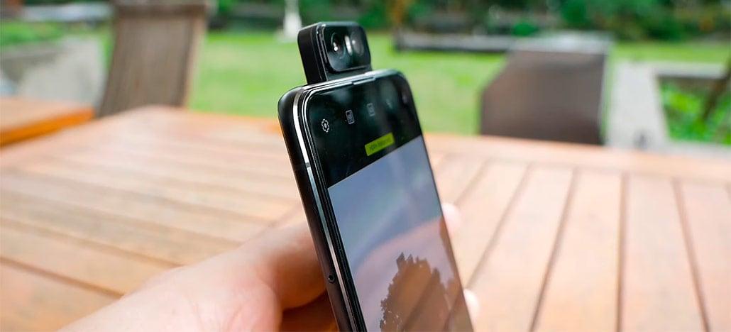 Asus anuncia o Zenfone 6 com inovadora Câmera Flip chegando a partir de € 499