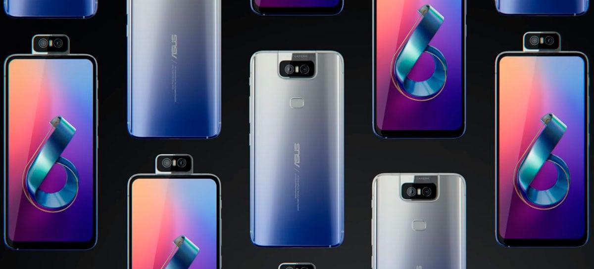 ASUS Zenfone 6 começa a receber oficialmente a atualização para o Android 11