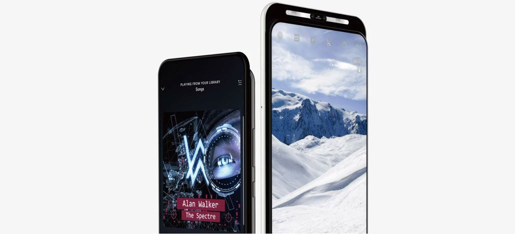 Será que é o Zenfone 6? Imagens conceituais da Asus mostram smartphone com slider duplo