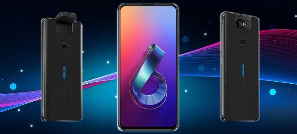A um dia do lançamento oficial, imagens do Zenfone 6 mostram câmera flip e tela sem entalhe [Atualizada]