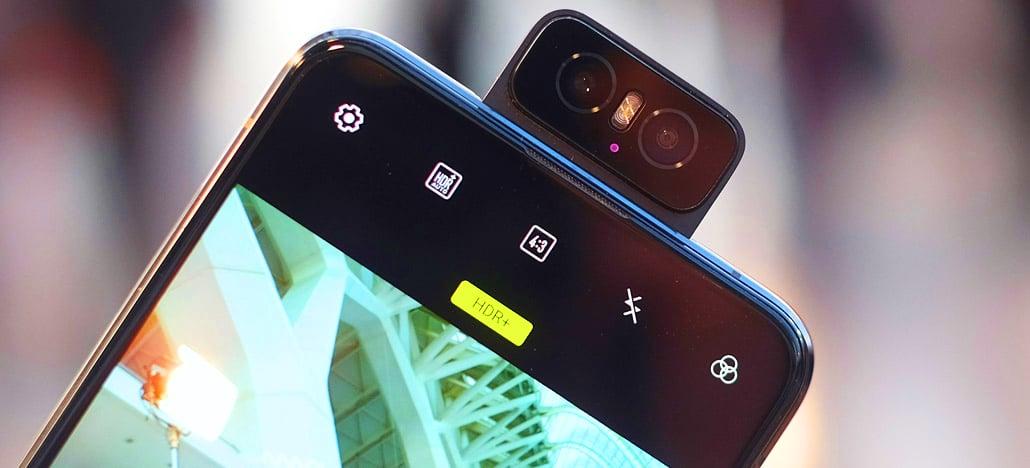 Atualização OTA traz suporte ARCore e ajustes de câmera para o Zenfone 6