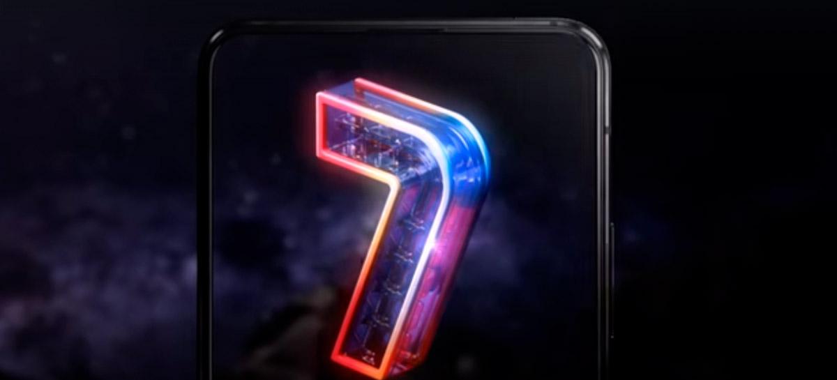 Zenfone 7: teaser da ASUS indica uso de câmera giratória no celular