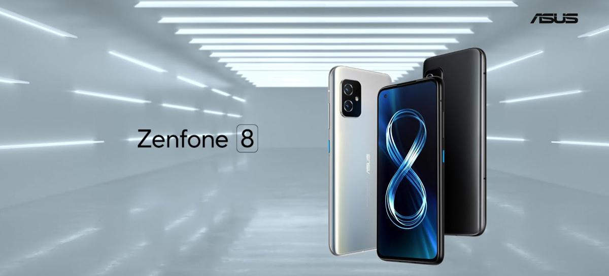 Primeira atualização do Zenfone 8 melhora qualidade das câmeras, estabilidade e performance