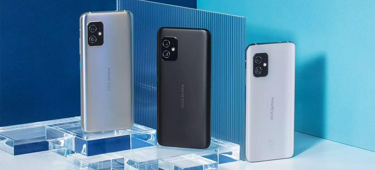 Segundo update do Zenfone 8 promete melhorias na câmera e correções de bugs