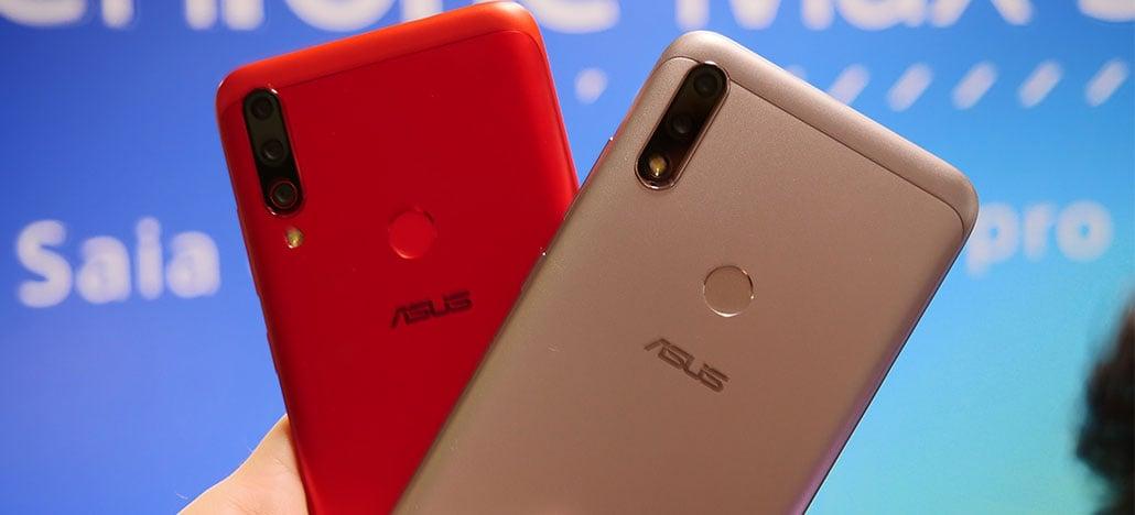 Asus lança Zenfone Max Shot e Zenfone Max Plus (M2), estreantes do SiP da Qualcomm