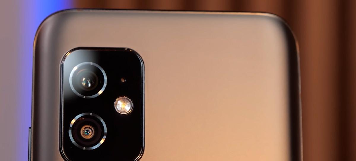 Asus Zenfone 8 é melhor que Galaxy S21 em câmeras de acordo com DXOMark