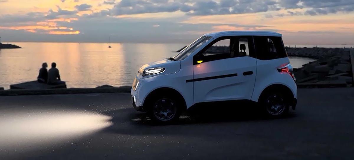 Zetta: Rússia quer lançar o carro elétrico mais barato do mundo