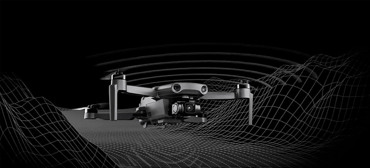 Drone Hubsan Zino Mini Pro de 249g tem especificações melhores que o DJI Mini 2