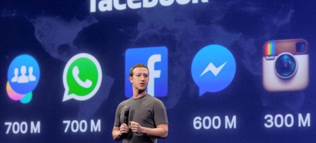 Facebook pode deixar que Instagram, WhatsApp e Messenger enviem mensagens entre si